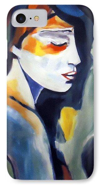 Devotional Journey Phone Case by Helena Wierzbicki