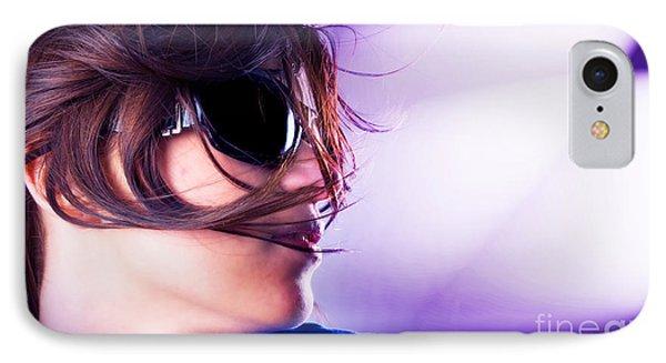 Disco Girl Phone Case by Michal Bednarek