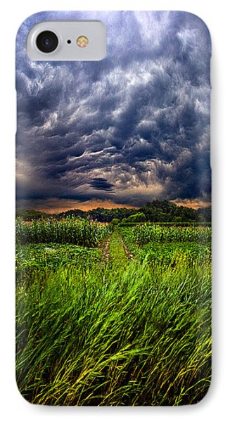 Disturbance IPhone Case by Phil Koch