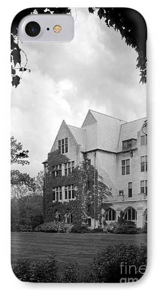 Dominican University Parmer Hall Phone Case by University Icons