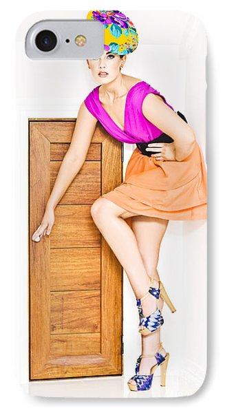Door To Fashion Stardom IPhone Case