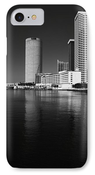 Downtown Reflections IPhone Case