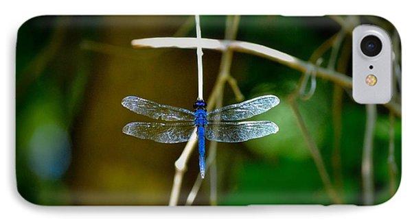 Dragonfly IPhone Case by Tara Potts