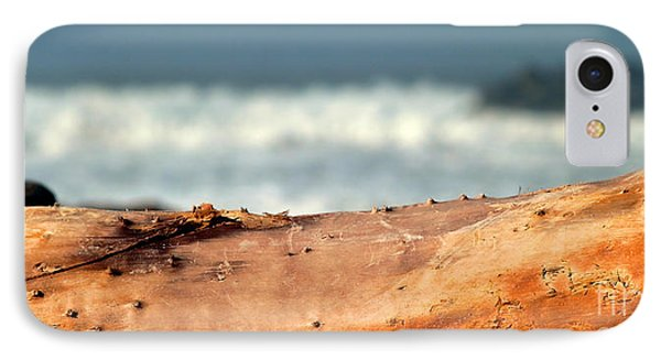 Drift Wood Phone Case by Henrik Lehnerer