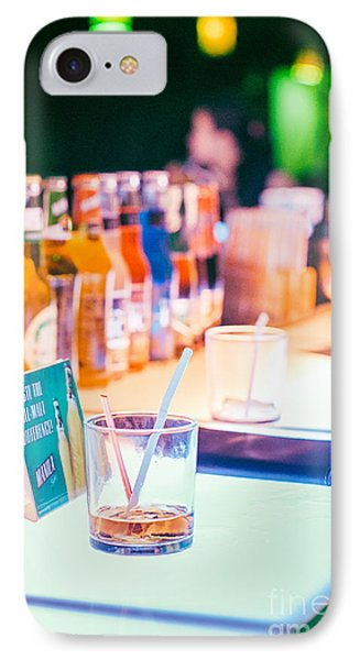 Drinking In Pub Or Bar IPhone Case by Tuimages