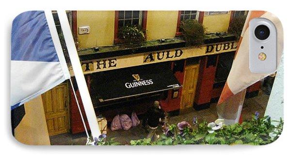 Dublin Pub IPhone Case by Tim Townsend