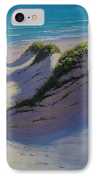 Dune Shadows Phone Case by Graham Gercken