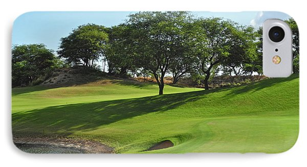 IPhone Case featuring the photograph Dunes Of Maui Lani Golf Course  by Kirsten Giving