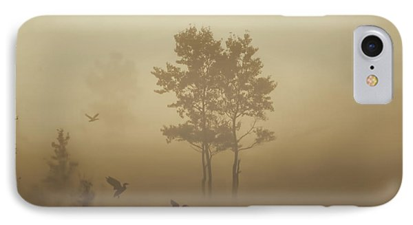 Early Morning Canaan Valley Phone Case by Dan Friend