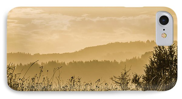 Early Morning Vitosha Mountain View Bulgaria IPhone Case by Jivko Nakev