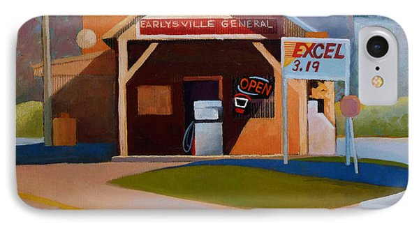 Earlysville General Store No. 2 IPhone Case