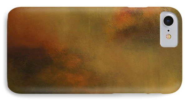 Earth Tones IPhone Case by Debra Crank
