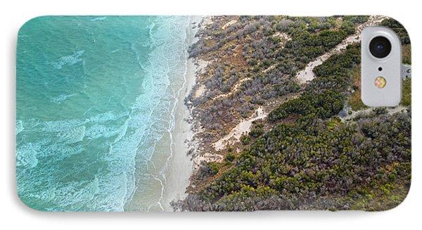 East Coast Aerial Near Jekyll Island IPhone Case