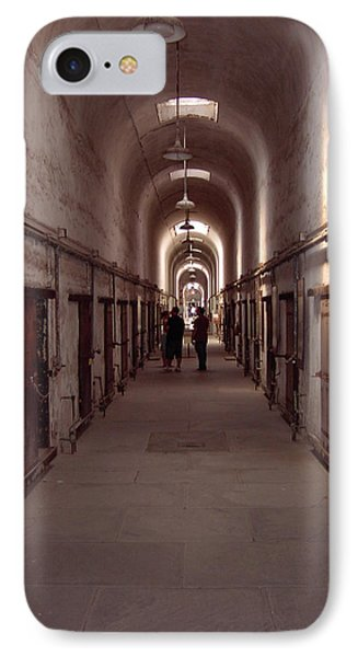 Eastern State Penitentiary IPhone Case