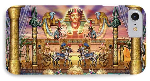 Egyptian IPhone Case by Ciro Marchetti