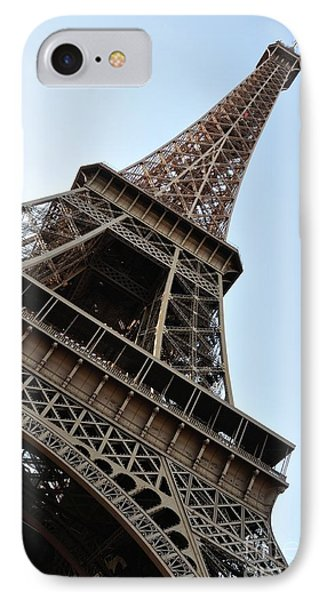 IPhone Case featuring the photograph Eiffel Tower by Joe  Ng