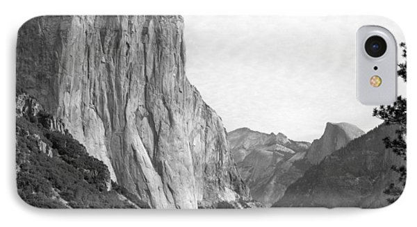 El Capitan Phone Case by Thomas Leon
