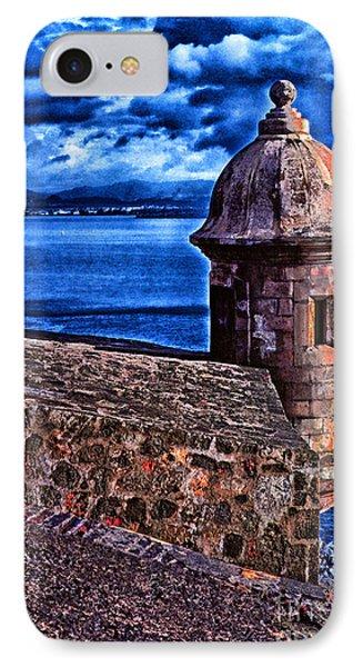 El Morro Fortress Phone Case by Thomas R Fletcher