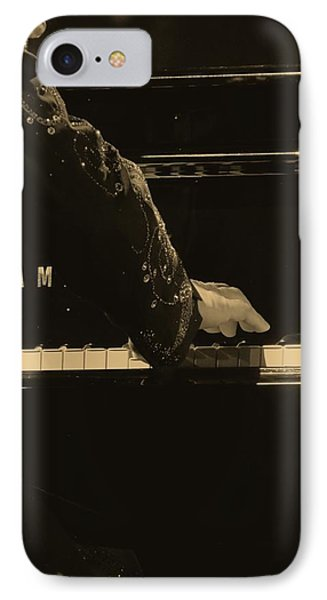 Elton John IPhone Case by Devina Browning