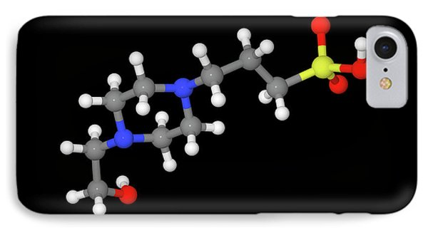 Epps Molecule IPhone Case