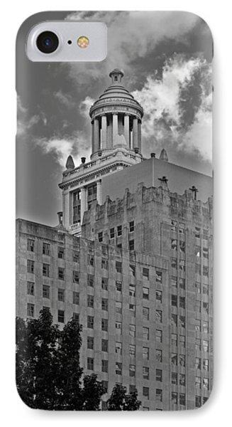 Esperson Buildings Houston Tx Phone Case by Christine Till