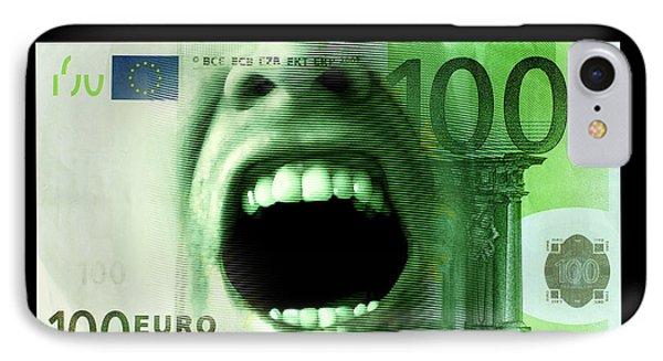 Euro Crisis IPhone Case
