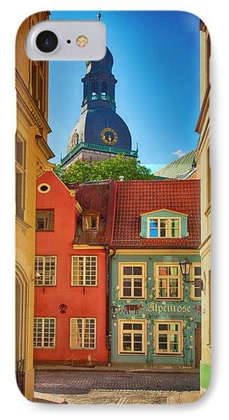 Europe, Estonia, Tallinn IPhone Case by Jaynes Gallery