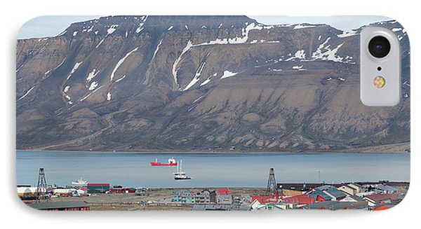 Europe, Norway, Svalbard, Longyearbyen IPhone Case by Jaynes Gallery