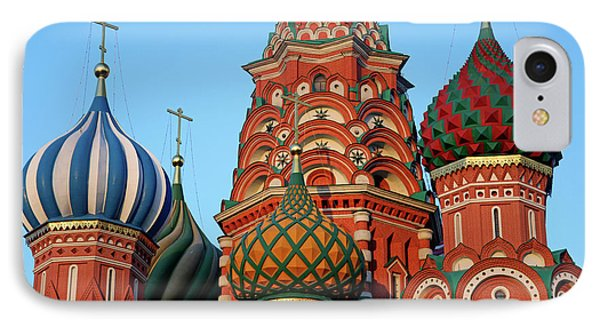 Europe, Russia, Moscow IPhone 7 Case by Kymri Wilt