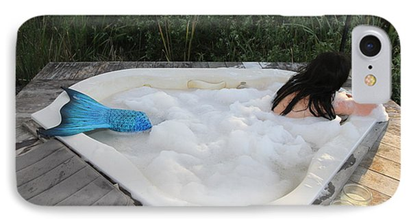 IPhone Case featuring the photograph Everglades City Florida Mermaid 001 by Lucky Cole