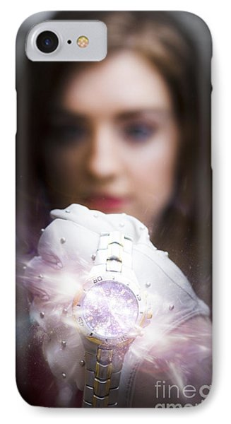 Explosive Time IPhone Case