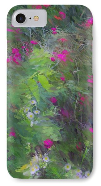 Expression Of Impressionism Phone Case by Rick Todaro