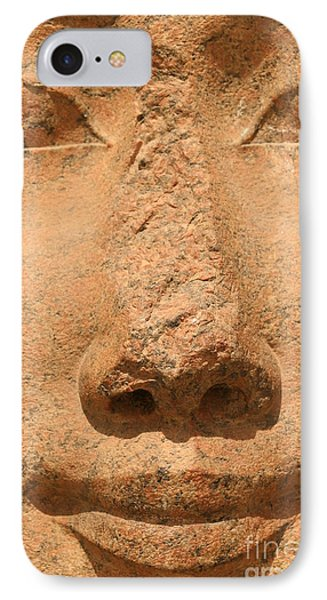 Face Of Hathor IPhone Case