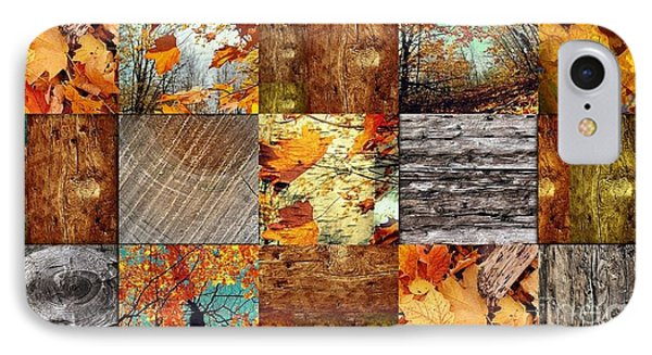 Fall  IPhone Case by France Laliberte