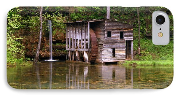 Falling Spring Mill  Phone Case by Marty Koch