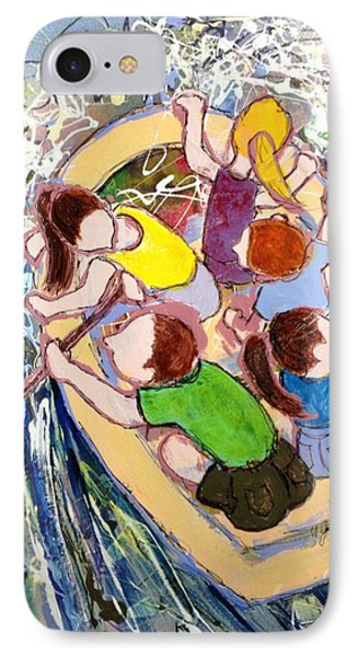 Family Vacation IPhone Case by Marilyn Jacobson