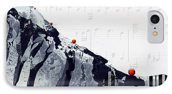 Fantasia - Piano Art By Sharon Cummings Phone Case by Sharon Cummings