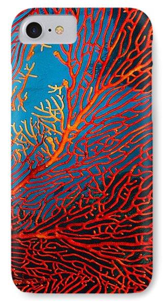 Fantasy Fan Phone Case by Paula Marie deBaleau