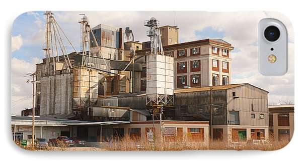 Feed Mill Phone Case by Charles Beeler