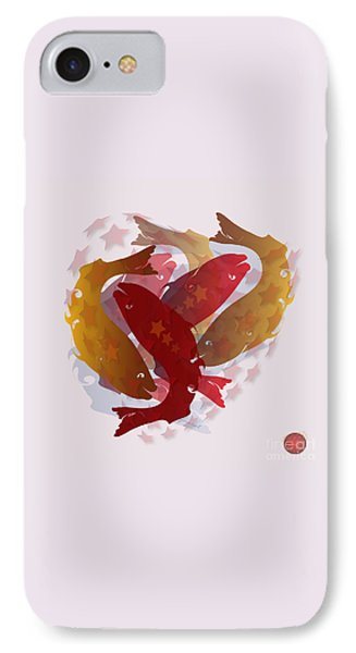 Feng Shui M 3 IPhone Case