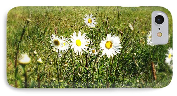 Field Of Flowers Phone Case by Les Cunliffe