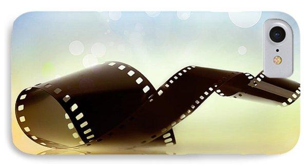 Filmstrip  IPhone Case