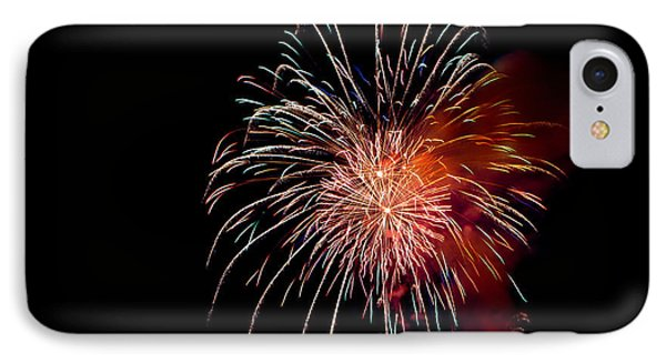 Fireworks Phone Case by Grace Grogan