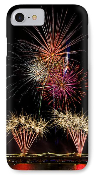 Fireworks  Phone Case by Saija  Lehtonen