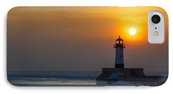 First Sunrise Phone Case by Ronny Purba