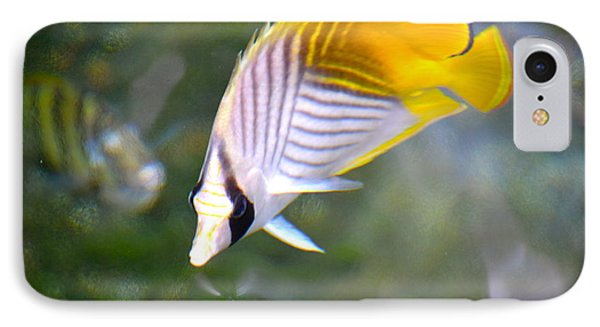 IPhone Case featuring the photograph Fish In The Sunlight  by Lehua Pekelo-Stearns