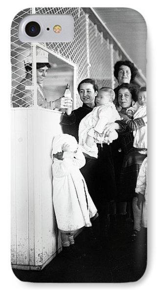 Floating Hospital, C1910 IPhone Case