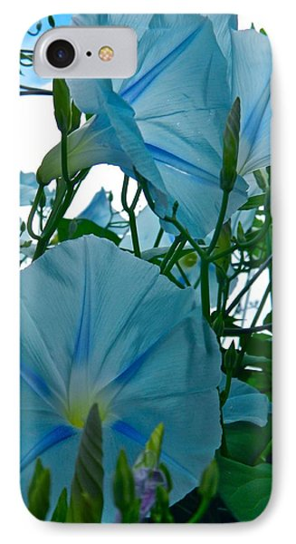 Floral Fantasy IPhone Case by Randy Rosenberger