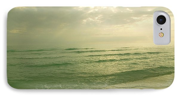 IPhone Case featuring the photograph Florida Beach by Charles Beeler