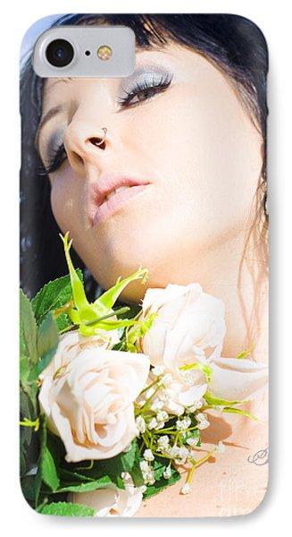 Flower Beauty IPhone Case by Jorgo Photography - Wall Art Gallery
